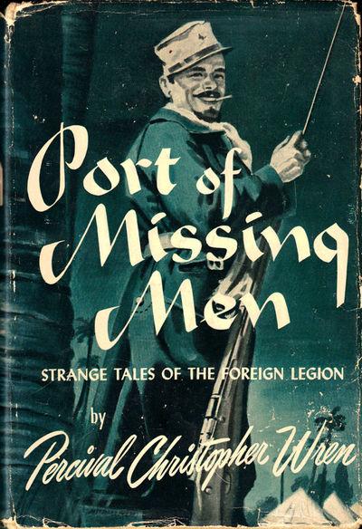 Philadelphia: Macrae Smith Company, 1943. Hardcover. Very good. Reprint. 314pp. Very good hardback i...
