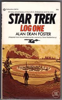 image of STAR TREK, LOG ONE