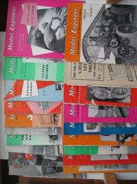 image of Model engineer, 19 issues: Vol 115 nos. 2876 - 2887 (5 July - 20  September); no. 2889 (4 Oct); no. 2891 (18 Oct); no. 2893 (1 Nov); no.  2895 (15 Nov); no. 2897 (29 Nov); no. 2899 (13 Dec); no. 2901 (27 Dec 1956)