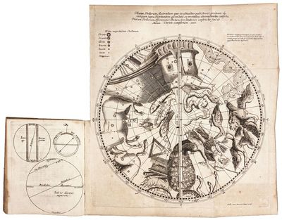 WITH A LARGE FOLDING STAR CHART OF THE SOUTHERN HEMISPHERE 4to , 133 pp., (1) pp., including full-pa...