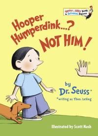 Hooper Humperdink... Not Him! (Bright & Early Books(R))