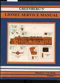 Greenberg's Lionel Service Manual. Volume 2.