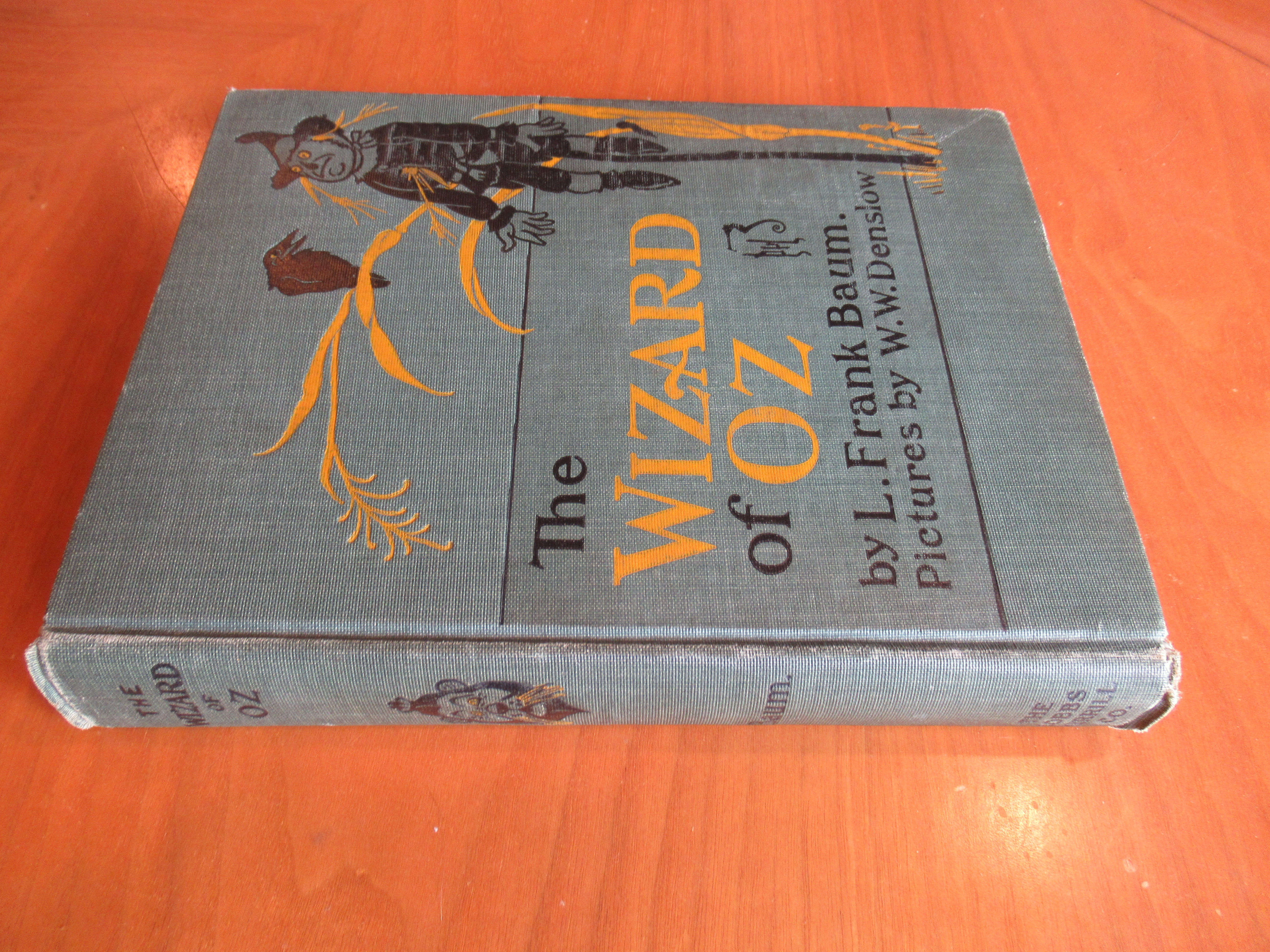 The Wizard Of Oz By L Frank Baum Hardcover 2nd Edition 2nd