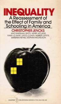 image of Inequality: a Reassessment of the Effect of Family and Schooling in America
