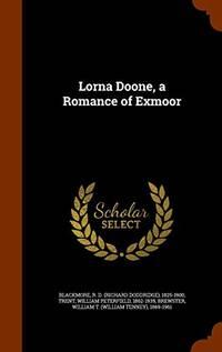 image of Lorna Doone, a Romance of Exmoor