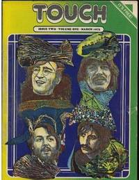 Touch Magazine  Vol. 1, Issue 2, March 1973 ...Beatles 73, Pornography for Women, Mr. Bone (Leon Redbone), Canadian Cinema, The Etiquette of Dope, Some Real Hot Stuff,
