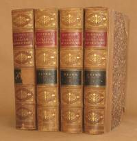 HISTORY OF ENGLISH LITERATURE (4 Volumes, complete) Translated from the French by H. Van Laun