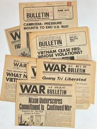 image of War Bulletin [16 issues]