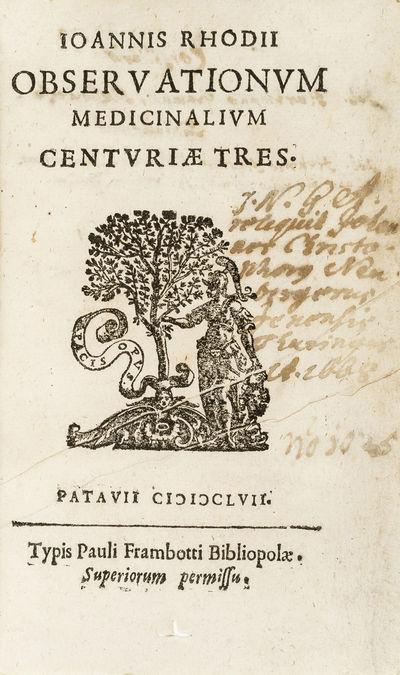 Ioannis Rhodii Observationum...