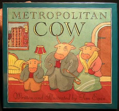 Boston, Mass.: Houghton Mifflin, 1996. (32) pages; illustrated in color throughout with artwork by t...