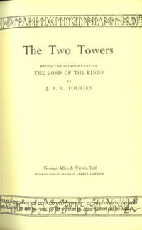 image of The Two Towers (Lord of the Rings, Part Two)