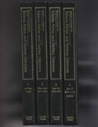 "Magill's Guide to Science Fiction and Fantasy Literature  -complete four (4) volume Set  ""Magill's Guide to Science Fiction and Fantasy Literature"""