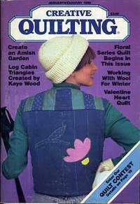 Creative Quilting Magazine (Januray - February 1988) by Creative Quilting Staff - Paperback - 1988 - from BPC Books (SKU: 14952)