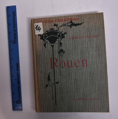 Paris: Librairie Renouard / H. Laurens, 1928. Fifth Edition. Hardcover. VG-. Covers tanned and sunne...