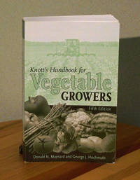 image of Knott's Handbook for Vegetable Growers 5th edition