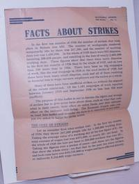 image of Facts About Strikes