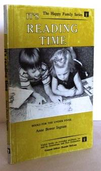 It's reading Time : books for the under Fives