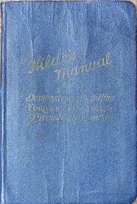 Hilde's Manual for Demonstrating and Selling Tractors and Special Equipment for Agricultural and Industrial Use