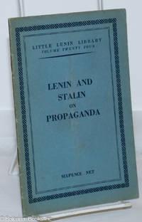 image of Lenin and Stalin on Propaganda