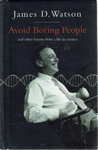 image of Avoid Boring People: Lessons from a Life in Science: And Other Lessons from a Life in Science