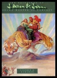 THE PAINTINGS OF J. ALLEN ST. JOHN - Grand Master of Fantasy
