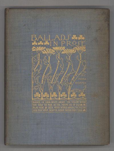 Boston: Roberts Brothers. London: John Lane: Bodley Head, 1894. Octavo, pp. 7-186 , decorated title ...