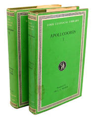 APOLLODORUS THE LIBRARY 2 Volumes Loeb Classical Library No. 121