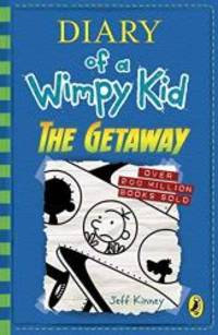 image of Diary of a Wimpy Kid: The Getaway (book 12)
