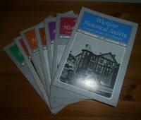 Wicklow Historical Society. Vol 2 No, 1,2,3,4,5,6,7: 1995 - 2001
