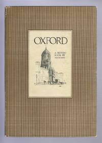 Oxford, a Sketch-book by Fred Richards
