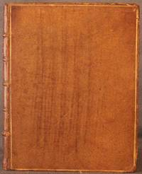 THE HISTORY OF THE BRITISH PLANTATIONS IN AMERICA. With a Chronological Account of the Most Remarkable Things, Which Happen'd to the First Adventurers in Their Several Discoveries of that New World, Part I [all published], Containing the History of Virginia; with Remarks on the Trade and Commerce of that Colony