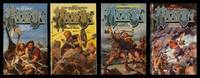 HAAKON SEQUENCE - Book (1) (i) One: The Golden Ax; Book (2) (ii) Two: The Viking's Revenge;...