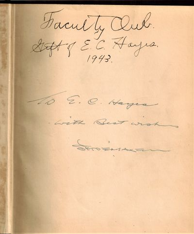 Chicago: The Chicago Daily News , 1942. Association Copy, SIGNED AND INSCRIBED BY ARTIST Vaughn Shoe...