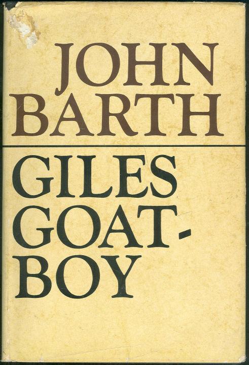 GILES GOAT-BOY, Barth, John