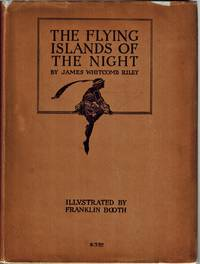 The Flying Islands of the Night (in RARE dust jacket)