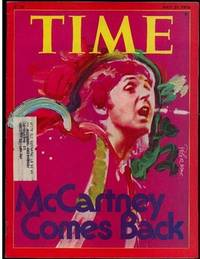McCartney Comes Back  -( 5 Page Spread with photos), + Sylvia Kristel Topless,
