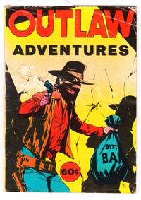 Outlaw Adventures Comic