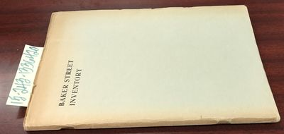 Summit, NJ: The Pamphlet House, 1945. Softcover. Booklet ; G-/paperback; pp 81; grayish beige covers...