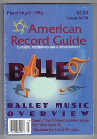 American Record Guide - March / April 1996 - Vol.59, No.2