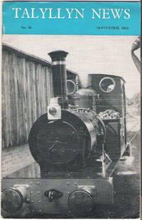 Talyllyn News No.39 September 1963