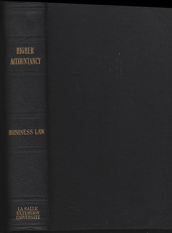 BUSINESS LAW Part 1, Hirschl, Samuel