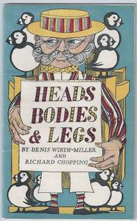 Heads Bodies & Legs - Baby Puffin Book No. 6