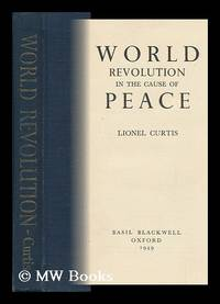 image of World Revolution in the Cause of Peace