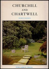Churchill and Chartwell (Including postcards and studio diagram)