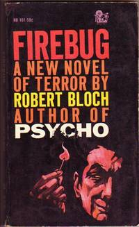 """image of Firebug  - by the Author of """"Psycho House """" & """"The Jekyll Legacy"""""""