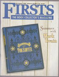 Two Issues Of \'Firsts\' With Mark Twain Reference Material