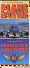 Plane spotter. Your guide to Passenger Airlines. Learn to name that plane