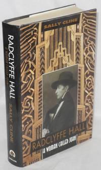 Radclyffe Hall; a woman called John