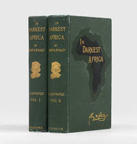 In Darkest Africa by  Henry M STANLEY - First Edition - 1890 - from Peter Harrington (SKU: 114844)
