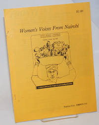 image of Women's voices from Nairobi: reprints from Frontline